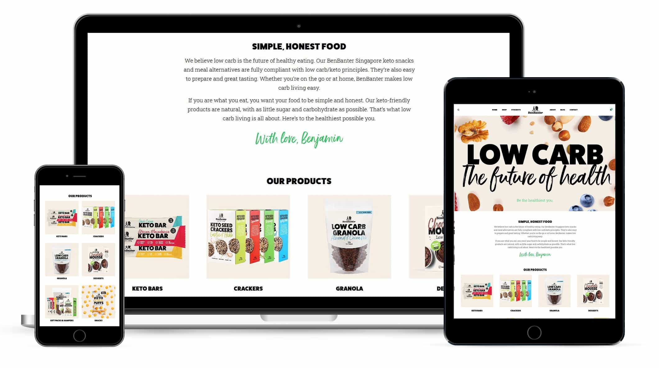 Gnu World eCommerce Website